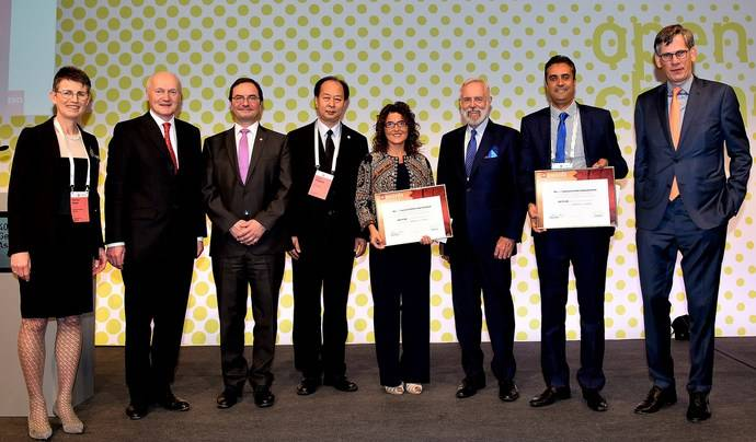 El Comité Internacional de Normas de Calidad Turística, premiado por su labor