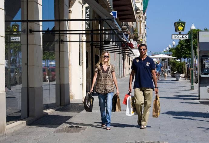 El Turismo de compras, clave para el comercio español