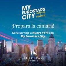 V edición del concurso My Eurostars City