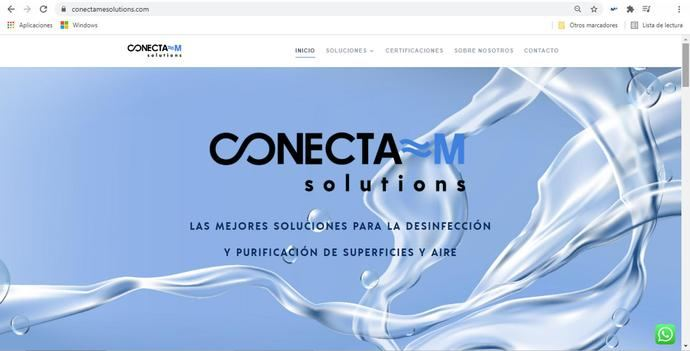 Conecta-M Solutions, nueva propuesta de Luis Mata para el Sector
