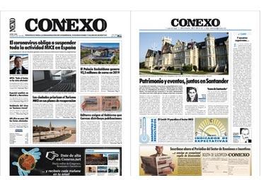Lea la edición de Abril del Periódico CONEXO en pdf