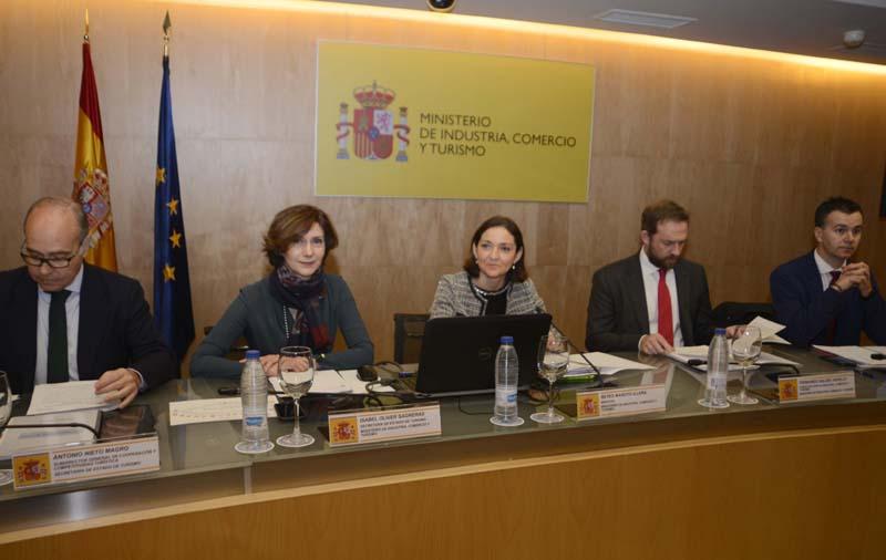 España se prepara para el escenario de un Brexit duro