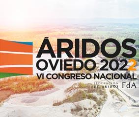 El Congreso Nacional de Áridos aplaza su celebración a 2022