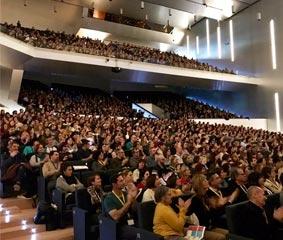 Un congreso educativo reúne a 1.700 docentes en Palma