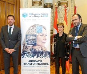 Más de 2.000 delegados en el Congreso de la Abogacía de Valladolid