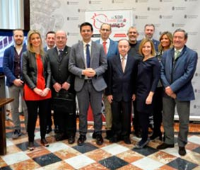 Granada acogerá en junio un congreso con más de 1.200 profesionales