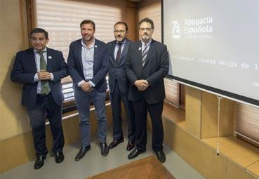 Valladolid acogerá un congreso con 2.500 abogados