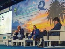 Mesa redonda sobre los programas del Imserso en el Congreso del ICTE.