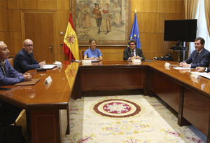 Garrido: 'Las exoneraciones y el tiempo de aplicación de los ERTE no son suficientes'