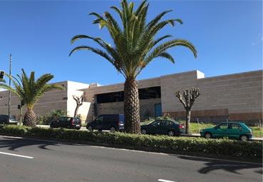 La Palma impulsa el centro de eventos en Los Llanos