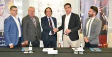 Convenio entre Hecansa y Bahía Príncipe Hotels para formar a 180 desempleados