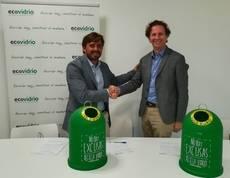 Ashotel y Ecovidrio, juntos por el reciclaje de vidrio