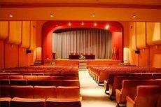 El salón de actos del Palacio de Congresos será el primer espacio que se podrá en uso cuando esté reformado.