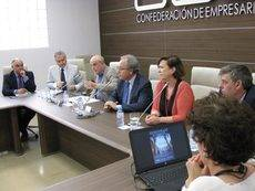 La jornada se ha celebrado en el Centro de Formación, Iniciativa y Apoyo a la Actividad Empresarial de CECO.