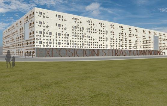 El Centro de Convenciones de Córdoba estará listo para el verano de 2021