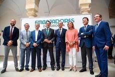La presentación del Proyecto Embajadores de Córdoba.