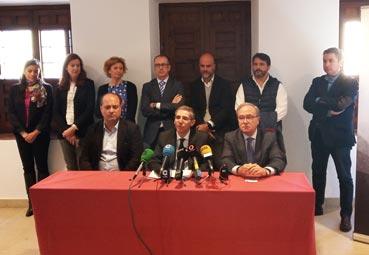 El Palacio de Córdoba presenta a su equipo gestor