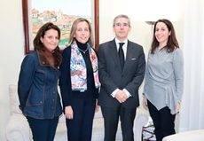Palacio de Córdoba apoya la formación en eventos
