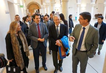Las obras del Palacio de Córdoba se inician en un mes
