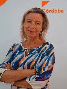 La diputada de Ciudadanos, Isabel Albás.