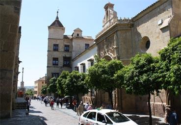 Tragsa hará la segunda fase del Palacio de Córdoba