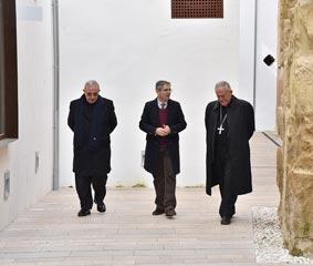 Obispado y Cabildo Catedral de Córdoba elogian el Palacio de Congresos
