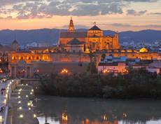 Córdoba, iluminada.