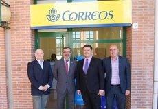 Correos abre una nueva oficina en Feria de Zaragoza