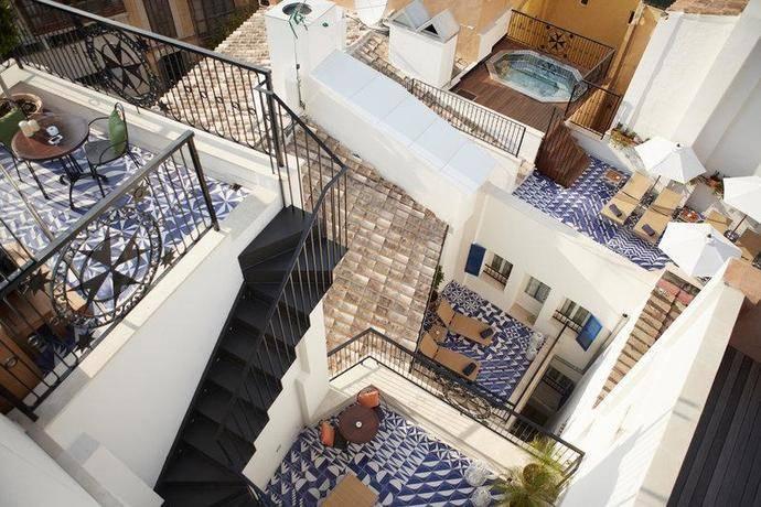 El Hotel Cort de Palma de Mallorca patrocina la isla