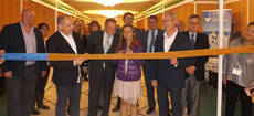 Inauguración del Salón TurNexo Valencia.