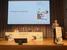 El concejal de Turismo del Ayuntamiento de A Coruña y presidente del Consorcio de Turismo, Juan Ignacio Borrego.