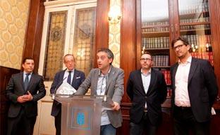 La Coruña gana un congreso de 4.000 delegados