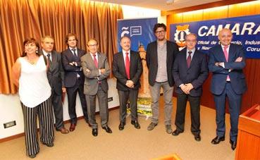La Coruña acuerda con Iberia su promoción MICE