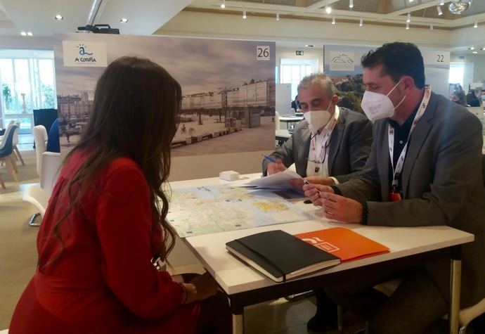 Oferta MICE de Turismo A Coruña en IMF Madrid