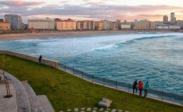 La Coruña entra en la red European Cities Marketing