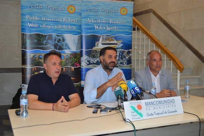 Andalucía se vuelca en promocionar la Costa Tropical de Granada