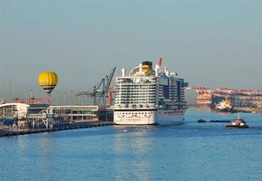 Costa Cruceros retoma su operativa en España