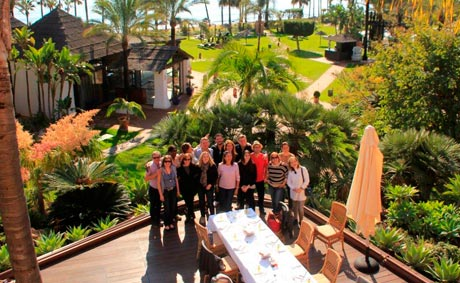 La Costa del Sol muestra su oferta a consultores de hotel