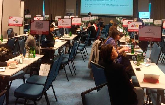 La Costa del Sol trata de captar eventos internacionales en un encuentro europeo