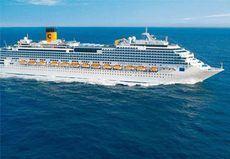 Costa Cruceros abre ventas a ciudadanos de países europeos