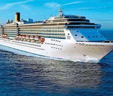 Costa Cruceros regresa a España el día 5 julio