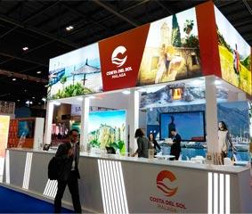 La Costa del Sol participará en una treintena de ferias turísticas este año