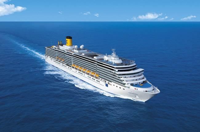 Costa Cruceros celebra en 2018 su 70 aniversario