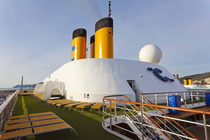 Costa Cruceros y Europ Assistance renuevan tres años
