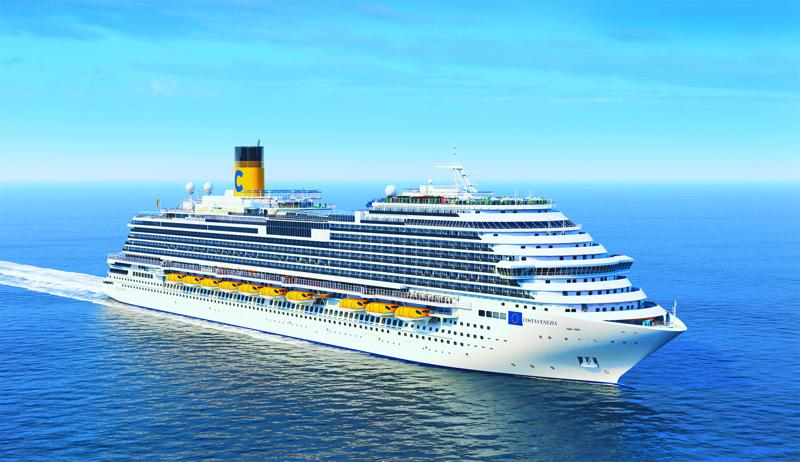 Así es el ambicioso plan de renovación de Costa Cruceros