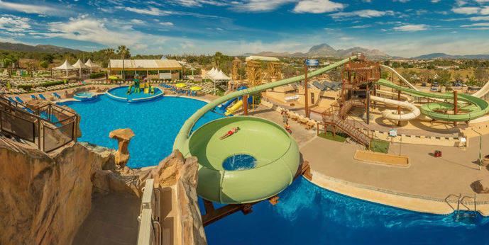 Abre el parque de vacaciones Magic Costa Blanca