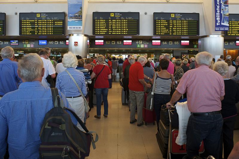 El destino España crecerá a doble dígito hasta junio