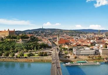 CroisiEurope lanza sus fluviales por el Danubio