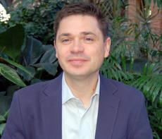 El director comercial de CroisiEurope para España y Latinoamérica, Tomás Fernández.