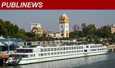 CLIA organiza una visita al barco MS La Belle de Cadix